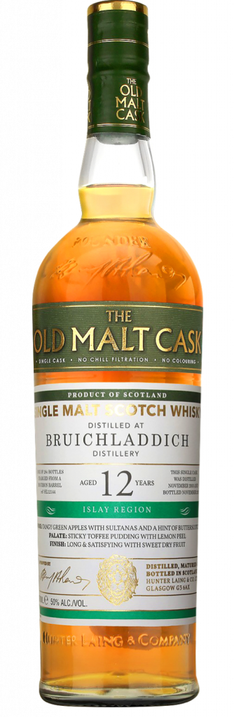 Bottle of The Old Malt Cask